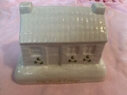 Old Irish Cottage Donegal Parian China Ireland 1189 Excellent Condition
