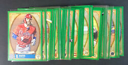 2021 Topps Gypsy GREEN Exclusive Parallels Insert You Pick Complete your set $1.50