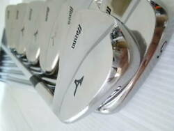 Yoro Factory Custom-made Products Mizuno Mp Un-engraved Muscleback Forged Mp-69