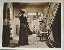 Vivien Leigh Signed Photo - G W T W - Gone With The Wind W/coa
