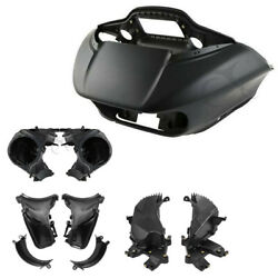 Abs Inner Outer Fairings Glove Box Speaker Boxes Fit For Harley Road Glide 15-21