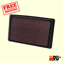 Replacement Air Filter For Subaru Legacy 1990-2004 Kandn