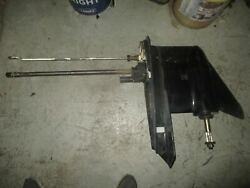 Johnson Ocean Runner 200hp Outboard Lower Unit With 25 Shaft