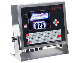 Cardinal, 825 Spectrum, Graphic Touch Screen Weight Indicator, Legal For Trade