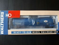 Ho 187 Scale Walthers Utlx 23,000 Galon Funnel Flow Tank Car