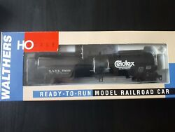 Ho 187 Scale Walthers Utlx 23,000 Gallon Funnel Flow Tank Car