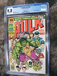 Incredible Hulk 200 30 Cent Price Variant Cgc 9.8 Tied Highest Graded