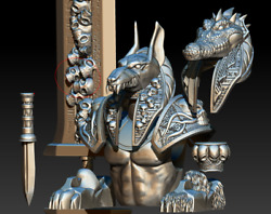 Action Figure Fusion - Egyptian Gods Vol 02 - Size - 1/6 12in