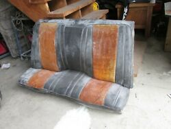 1970-1974 Dodge Challenger Or Plymouth Baracuda - Used Oem Rear Seat