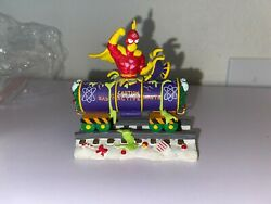 Simpsons Christmas Express Train - A Little Holiday Action - Radioactive Man
