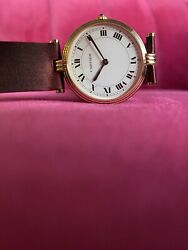 Genuine Demo/dummy Must De Watch Gold Plated For Display