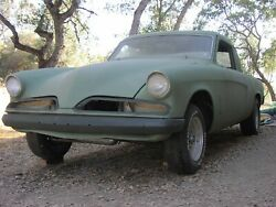 1953/60 Studebaker Clone - 1960 Body - 1953 Chassis Doors Bonneville Front End