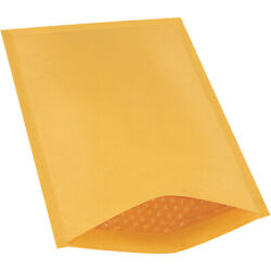 8.5 X 14.5 Inch Kraft Bubble Mailers Padded Envelopes 3 Heat Seal 250 Pack