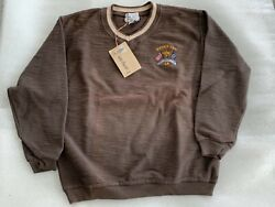 Ryder Cup Matches The Country Club Pull Over Sweater Size  Youth L