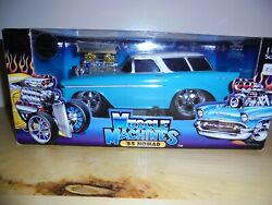 Muscle Machines 55 Nomad Turquoise Blue Too Cool 118