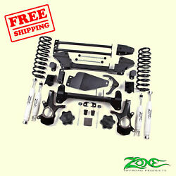 6 Front And Rear Suspension Lift Kit For Gm Tah/yuk/sub 1999-2006 Zone