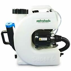 Tools Electric Disinfecting Fogger Machine Backpack Sprayer - 4 Gallon Mist