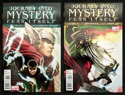 Journey Into Mystery 622 And 624 1st Ikol And Kid Hela Leah Marvel 2011