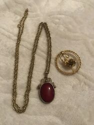 Vintage Gold Filled Jewelry