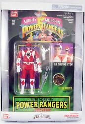 Mighty Morphin Power Rangers - Automorphin Ranger Rouge Jason Legacy Collection
