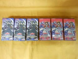 Yu-gi-oh Duel Monsters Duelist Pack Teen Edition 3box And Manjoe Hen Total 6box