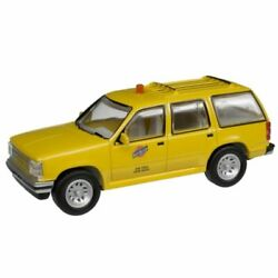 Atlas 30000138 - 1993 Ford Explorer Chicago And Northwestern Cnw - Ho Scale