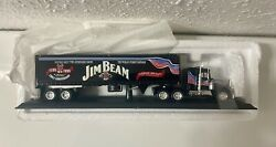 Matchbox Limited Edition Jim Beam Tractor Trailer Truck Chrysler Town And Country