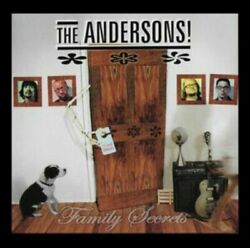 The Andersons Family Secrets Cd - Liberation Hall