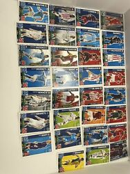 Big Set Of Match Attax 15/16card Set A Lot Of Not Open Bags. Good Condition