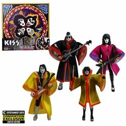 Kiss Rock And Roll Over Figure Deluxe Box Set Convention Exclusive 2021