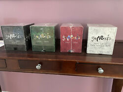 Genesis - 4 Box Sets Brand New And Factory Sealed.andnbsp Out Of Print - Collectors Andnbsp