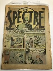 More Fun Comics 58 1940 Dr Fate Spectre Coverless Htf. Free Shipping
