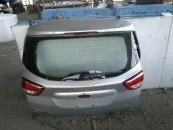 Trunk/hatch/tailgate Rear View Camera Manual Lift Fits 17-18 C-max 2391132