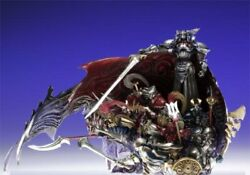 Final Fantasy Master Creatures 2 Knights Of The Round From Final Fantasy Vii N