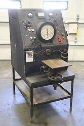 Potter Rayfield Electric Dm10 3-phase Heavy Duty 120/240v Ac Motor Torque Tester
