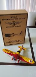 Wings Of Texaco Ertl Collectible- 13 Special Edition