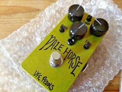 Vfe Pale Horse Overdrive Guitar Effects Pedal
