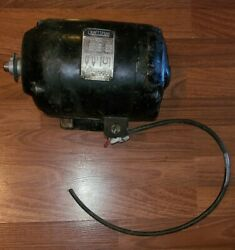 Craftsman 1/2 Hp Repulsion Induction Electric Ac Motor 1750rpm 315.1952a Vintage
