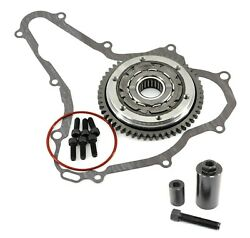 For Suzuki Ltr 450 06-09 Starter Clutch Gear With Gasket O Ring Puller M38 X1.5