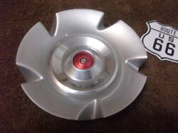 Qty X1 Nos New Fittipaldi Cpo Silver With Red Top Wheel Center Cap O.z. 8389-4