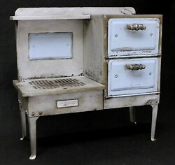Child's Electric Stove, Empire Metal Ware, Needs Rewiring, W/ New Cord