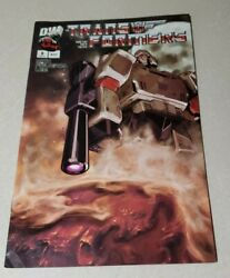 Rare Comic Transformers More Than Meets The Eye Generation One Dec 8