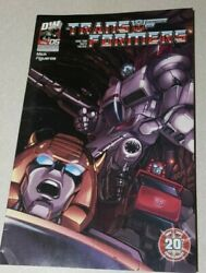 Rare Comic Transformers More Than Meets The Eye Generation One -- May 5