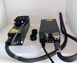 Melles Griot Ima101010b0s Laser W 300-001 Power Supply And Cables