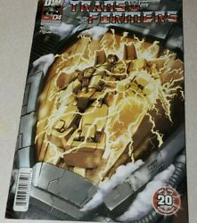Rare Comic Transformers More Than Meets The Eye Generation One Apr 4