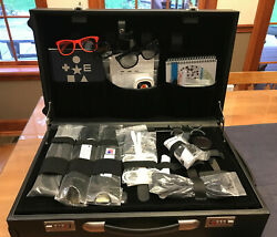 Pioneer Trial Lens Set Plus Many Pre-test Accessories Not Found In Other Sets