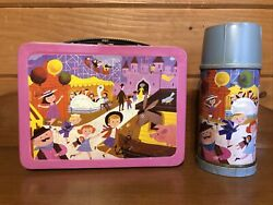 Carnival Lunch Box Rare With Thermos