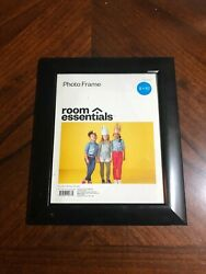 Target Room Essentials 8x10quot; Photo Frame Black NWD
