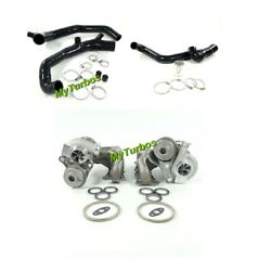 650hp Td04-16t Turbosand2 Inlets+outlet For Bmw 335i 335xi 3.0l N54 2007-2010