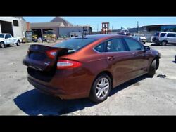 Passenger Quarter Glass Chrome On Top And Bottom Fits 13-19 Fusion 539436